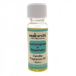 Eazi-Candle, Wachsduft Zitronengras - Rosmarin, 30ml