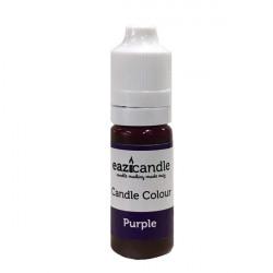 Eazi-Candle, Wachsfarbe violett