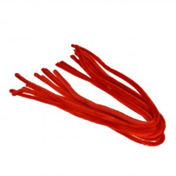 Pfeifenputzer, rot