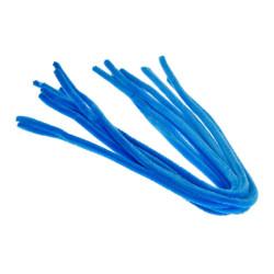 Pfeifenputzer, hellblau, 8mm x 50cm, 10Stk