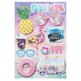 Sticker Summer Party
