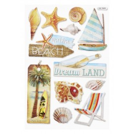 Sticker Beach II