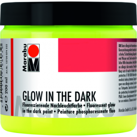 Marabu Glow in the Dark, 200ml