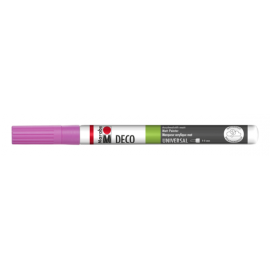 Deco Painter, 1-2mm, pink