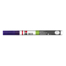 Deco Painter, 1-2mm, aubergine