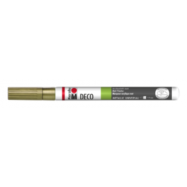 Deco Painter, 1-2mm, gold