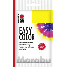 Easy Color, 25g, scharlachrot