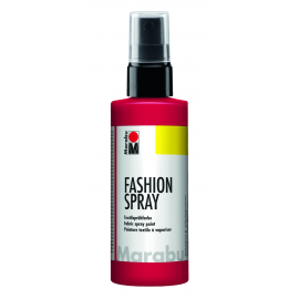 Fashionspray, 100ml, rot