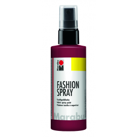 Fashionspray, 100ml, bordeaux