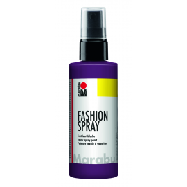 Fashionspray, 100ml, aubergine