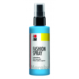 Fashionspray, 100ml, himmelblau