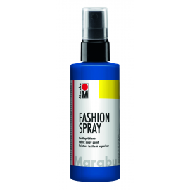 Fashionspray, 100ml, marineblau