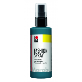 Fashionspray, 100ml, petrol