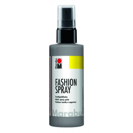 Fashionspray, 100ml, grau