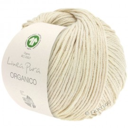"Lana Grossa ""Organico"", 0006, ecru"