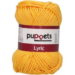 """Garn """"Puppets Lyric 8"""", 05024, orange"""