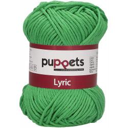 "Garn ""Puppets Lyric 8"", 05012, grün"