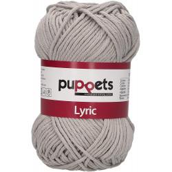 """Garn """"Puppets Lyric 8"""", 05091, braun"""