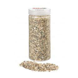 Deko-Steine mix, grau, 500 gr.