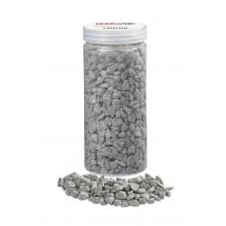 Deko-Steine grau, 500 gr.