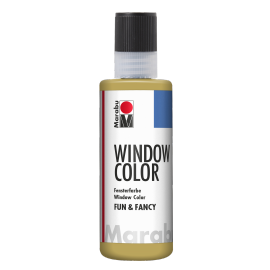 Window Color, 80ml, gold