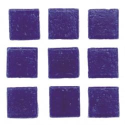 Mosaiksteine, 10x10mm, 100g, royalblau