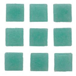 Mosaiksteine, 10x10mm, 100g, türkis