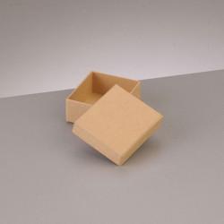 Kartonbox rechteck, 6.5x5.5cm, Höhe: 2.7cm