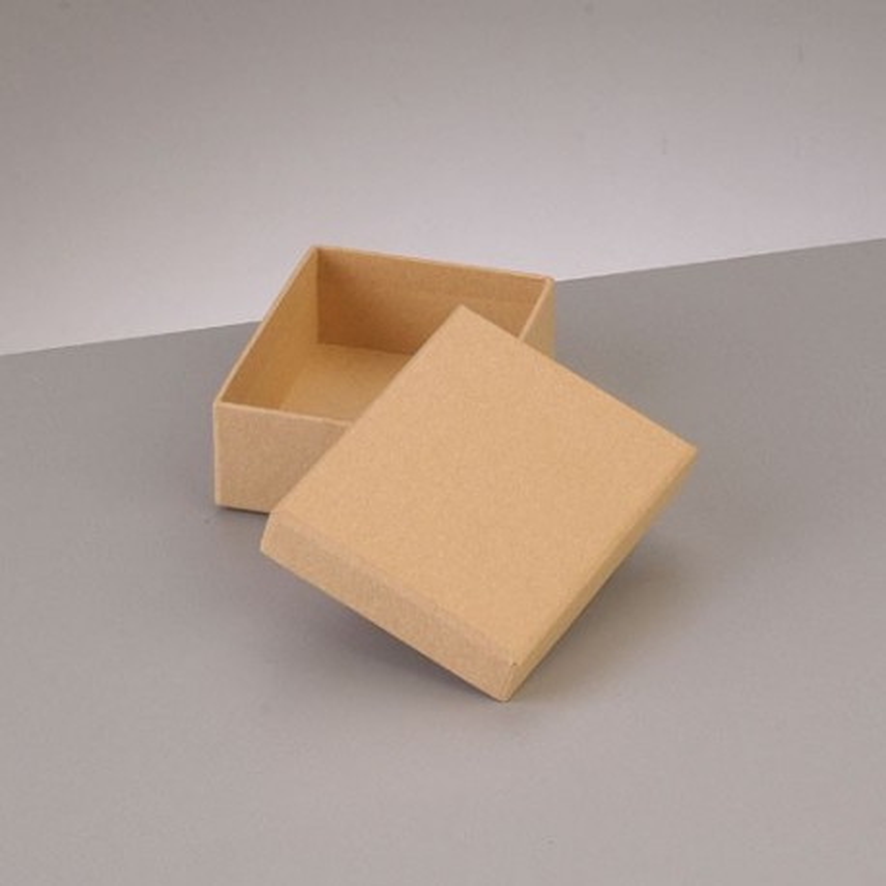 Kartonbox rechteck, 8.5x6.5cm, Höhe: 3.1cm