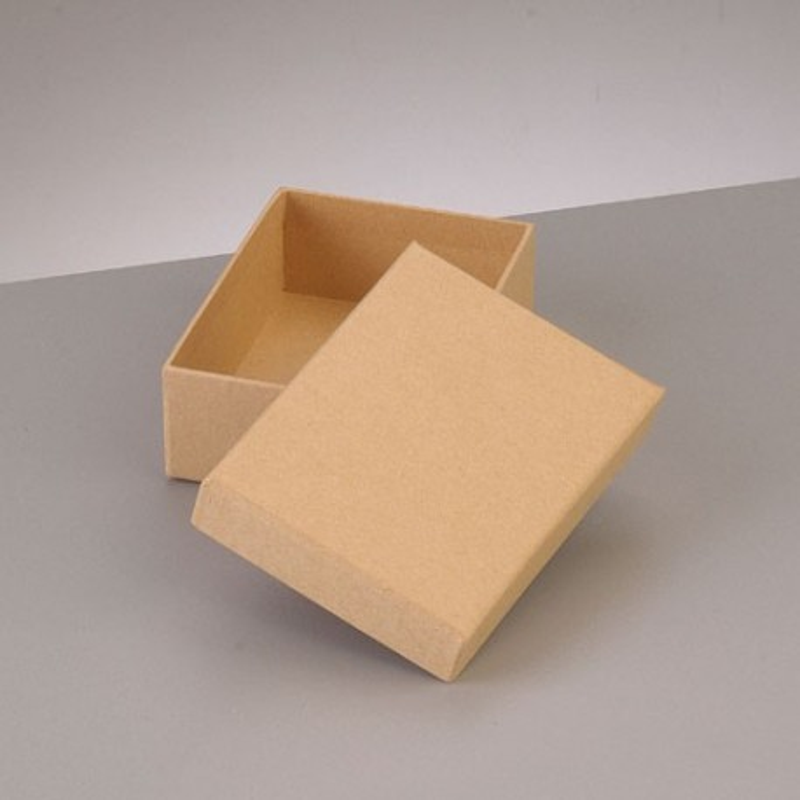Kartonbox rechteck, 10.5x7.5cm, Höhe: 3.6cm