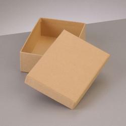 Kartonbox rechteck, 6.5x5.5cm, Höhe: 4.5cm