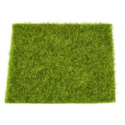 Gras-Matte, 14x14cm