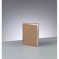 Notizbuch, A6, 15.5x11cm, 60 Blatt