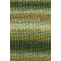 """Lang """"Mille Colori Baby"""", 0204, grün-braun-olive"""