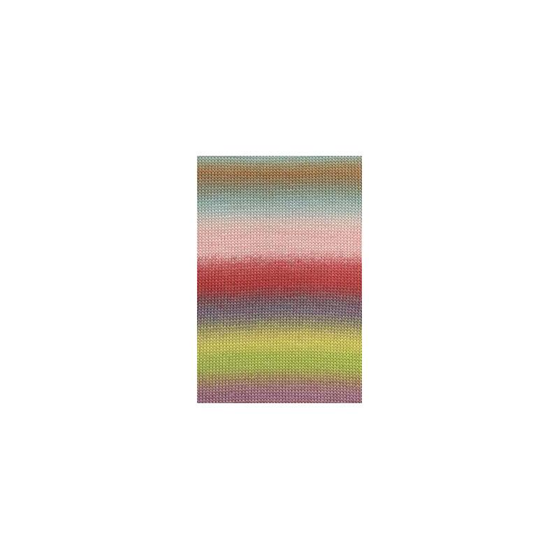 """Lang """"Mille Colori Baby"""", 0203, gelb-türkis-rot"""