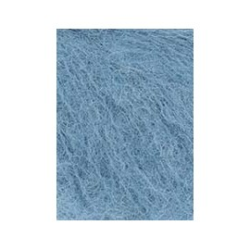 "Lang ""Suri Alpaca"", 0006, blau"