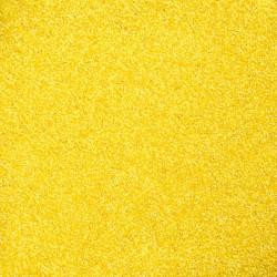 Streusand fein, 0.5mm, 370ml, gelb