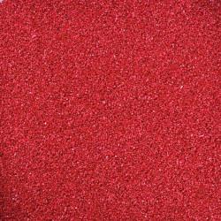 Streusand fein, 0.5mm, 370ml, burgund