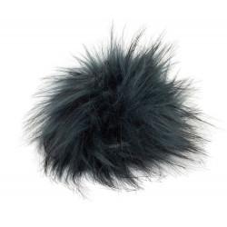 Pompon, 12cm, sea blue