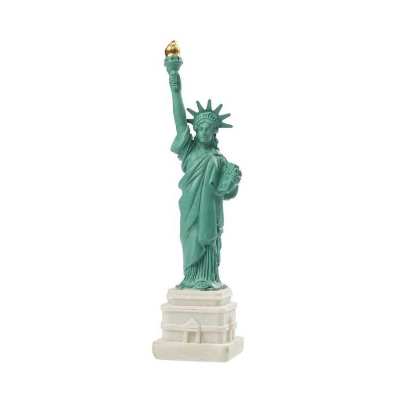 Freiheitsstatue, New York, 2,7x11cm