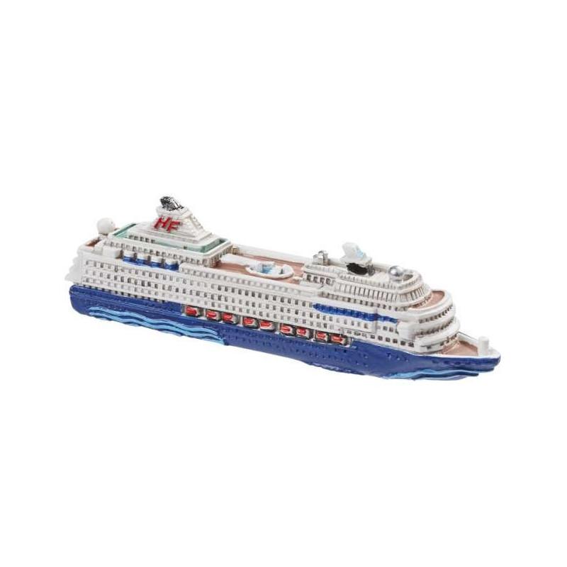 Kreuzfahrtschiff II, 7cm