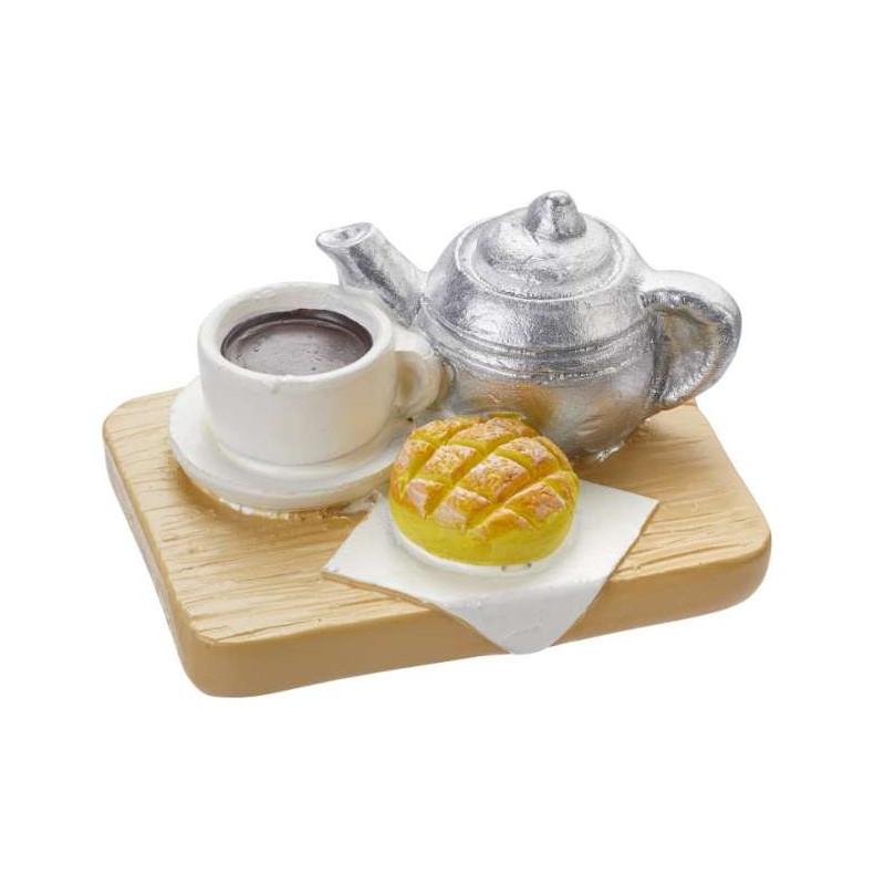Frühstück, 4cm
