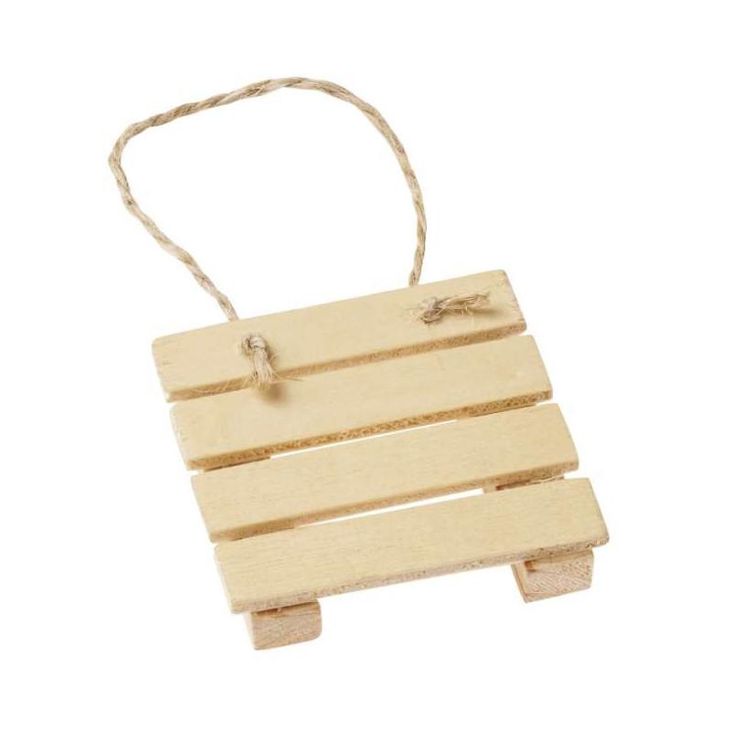 Holz-Palette, 5cm, natur