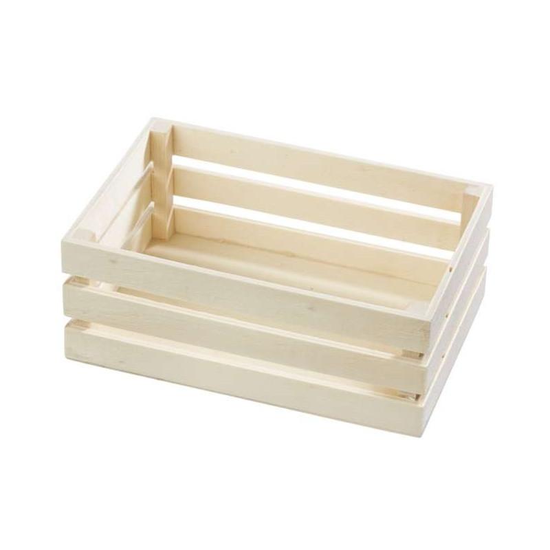 Holzkisten Set, 10x5x4,2 - 11,8x8x4,5cm
