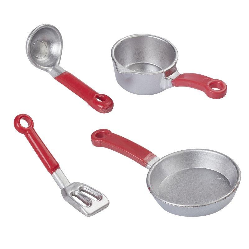 Küchen-Set, 3 - 5cm