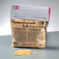 Bienenwachsgranulat, 65°C, 100%, 200g