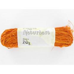 Naturbast, orange, 20g