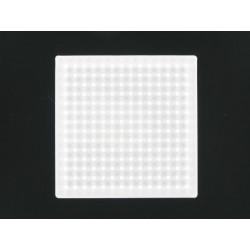 Stiftplatte Quadrat, 6.5x6.5cm
