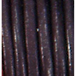 Lederreimen dunkelbraun, Ø 1.5mm, 1m
