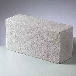 Trockensteckziegel grau, 23x11x8cm, 1Stk.
